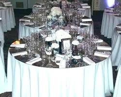 mirror centerpieces for tables round mirror centerpieces table mirrors for tables item beveled edge centerpiece lot