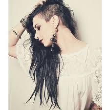 Hairstyle 2016 Female best 25 womens shaved hairstyles ideas girls 1289 by stevesalt.us