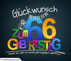 Sprüche Zum 66 Geburtstag Karte Mit Schönem Spruch Zum Nachdenken