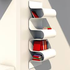 Cool Shelves Cool Unique Shelving Units Design With Black Corner Shelf Combined