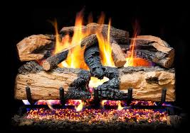 Peterson Split Oak Designer Plus Who Makes The Best Gas Logs