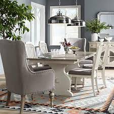 dining room table lighting ideas. Large Hand-hammered Metal Pendant Lights Illuminate A Barn-style Dining Table. Shop Room Table Lighting Ideas I