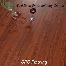 locking joint system spc flooring formaldehyde free