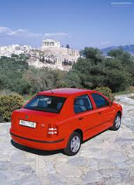 SKODA Fabia Sedan specs - 2001, 2002, 2003, 2004, 2005, 2006 ...