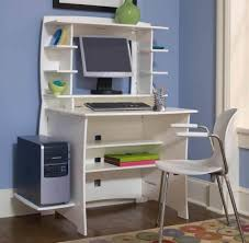 ... Large-size of Christmas Small Bedroom Spaces Wood Computerdesks Along  With Small Spaces With Computer ...