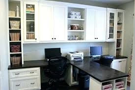 double office desk. Dual Office Desk Double Home First Rate Plain Decoration