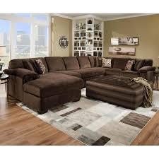 Nebraska Furniture Mart – Henderson 3 Piece Oversized Sectional