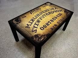 Ouija Board Coffee Table Diy Ouija Board Coffee Table Tags Stylish Ouija Coffee Table Top