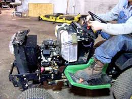 hp kawasaki motor removed from john deere  20 hp kawasaki motor removed from john deere 425