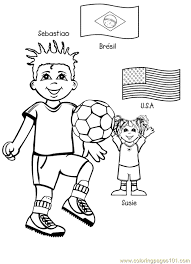 This is probably one of my most popular boards. Children Around The World Coloring Pages Coloring Home
