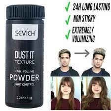 hair fiber sevich dust it building
