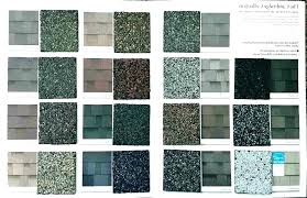 Shingle Color Chart Gaf Roof Colors Liberty Shingles Ubertech18