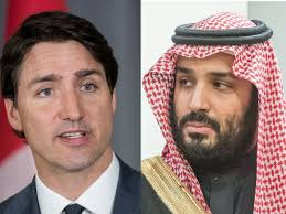 saudi arabia condemns canada s appalling human rights record of selling arms to saudi arabia