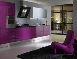 Purple Kitchen Cabinet Doors Purple Kitchen Designs Check Purple Kitchens Gray And Purple