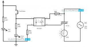ssr circuit diagram ireleast info how to make solid state relay diy wiring circuit