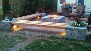 rustic fire pit. Rustic Patio Ideas Fire Pit Benches Best Of Back Patios