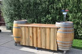 Custom made Wine barrel bar made for our saloon themed game room. | cave  him up | Pinterest | Wine barrel bar, Barrel bar and Game rooms