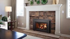 A very nice gas fireplace insert from Regency