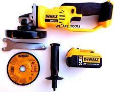 dewalt cordless grinder. dewalt dcg412b cordless angle grinder- 20-volt dewalt grinder t