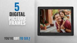 top 10 digital picture frames 2018 nix advance 8 inch hi res digital photo frame with motion