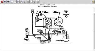 1985 chevy el camino vacuum line diagram engine performance there you go