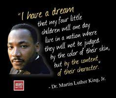 Dr Martin Luther King Jr Quotes I Have A Dream Best of We All Remember I Have A Dream But MLK's Eloquence And Insight