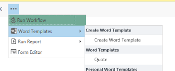Button Template Word Dynamics Crm 365 Downloading A Word Document Template Via