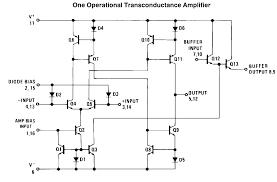 Ota Circuit Design Lm13600 Lm13700