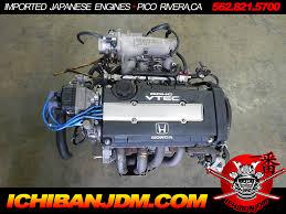 jdm b18c gsr sirg dohc vtec long block engine motor w skunk2 itr Ford Wiring Harness Kits at Gsr Wiring Harness For Sale