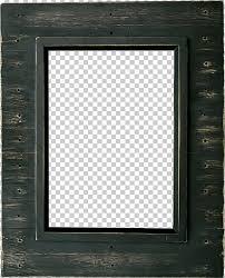 square black frame png. Window Frame Square, Inc. Pattern, Beautiful Black Wood Frame, Gray Photo  Square Png E