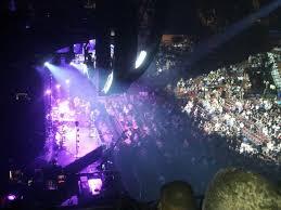Mohegan Sun Arena Uncasville Ct Concert Seating Chart Mohegan Sun Arena Section 119 Concert Seating