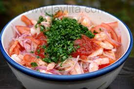 how to prepare shrimp ceviche ecuadorian shrimp ceviche