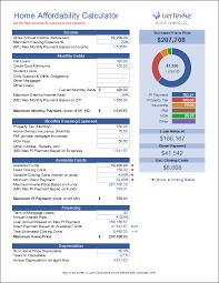 Mortgage Calculator Spreadsheet Aljerer Lotgd Com