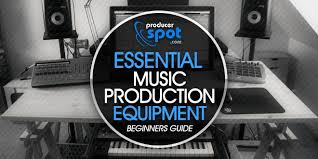 Check out our music production glossary. Essential Music Production Equipment For Beginners Producer Spot