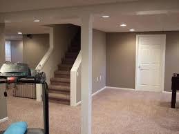 Basement ideas on pinterest Basement Apartment Wall Colors For Basement Gorgeous Ideas Regarding Best Paint Finished Basements Prepare 14 Grodnainfo Best 25 Gray Basement Ideas On Pinterest Colors With Regard To Paint