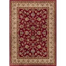 well woven barclay red area rug 6 7 x 9 6