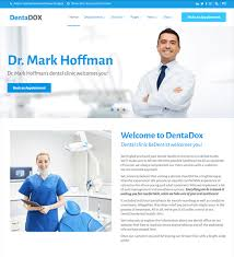 9 Of The Best Bootstrap Website Templates For Dentists Dental