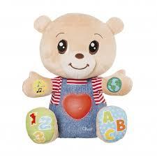 Купить Интерактивная <b>игрушка Chicco</b> Говорящий Мишка <b>Teddy</b> ...