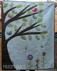 tree quilts - a gallery on Flickr & pm preschool quilt Adamdwight.com