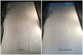 grout cleaning and grout sealing grout colourseal before and after