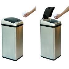 ... Kitchen Trash Can Stainless Steel Kitchen Trash Can Stainless Steel  Designing Gallon Stainless Steel ...