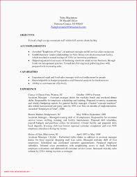 Store Manager Job Description Resume Manager Job Description For