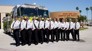 find all of the fire stations and units in miami dade county