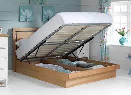 Ottoman For Bedroom Isabella Ottoman Bed Frame Oak Dreams