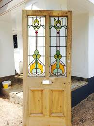 best stained glass front door images on stained large stained glass front door big old wood stained glass front door