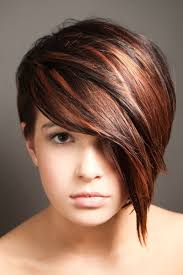 اليك صور قصات الشعر القصير لهذا الصيف Yasmina