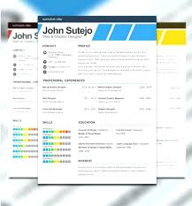 Psd Resume Templates Clean Resume Template Free Psd Creative ...
