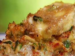 crab stuffed flounder recipe food network