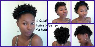 Easy Hairstyles On The Go Easy Hairstyles For 4c Easy Get Free Printable Hairstyle Pictures