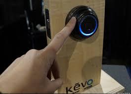 front door keyless entryKwikset Kevo A SmartphoneFriendly Keyless Entry System  Sistem